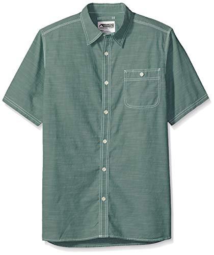 Mountain Khakis Mountain Chambray Short Sleeve Shirt