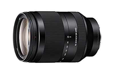 Sony SEL24240 FE 24-240mm f/3.5-6.3 OSS Zoom Lens for Mirrorless Cameras from Sony