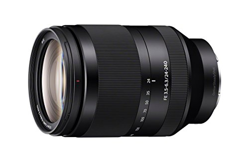 Sony SEL24240 FE 24-240mm f/3.5-6.3 OSS Zoom Lens...