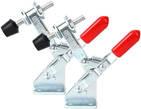2x 101A 50Kg 110Lbs Grasshoppers Vertical Fast Clip Right Toggle