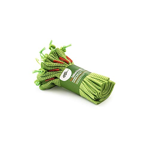 Again & a-gain take5nets Wiederverwendbare Einkaufsnetze für Obst und Gemüse