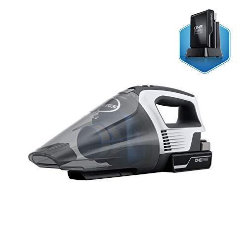 Product Image of the Hoover ONEPWR Cordless Hand Held Vacuum Cleaner, Battery Powered, Lightweight, BH57005, White