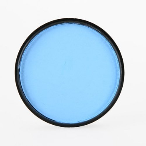 Paradise Face Paints - Light Blue LBL (1.4 oz/40 gm) by Mehron