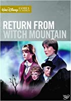 Return from Witch Mountain [DVD]