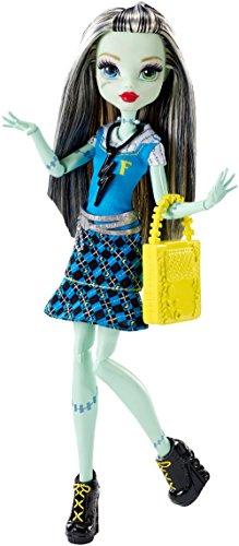 Monster High Mattel DNW99 - Todschicke Monsterschülerin Frankie