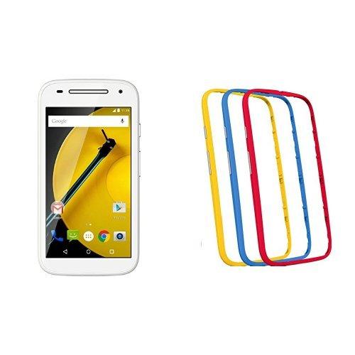 Motorola Moto E (2a Generazione) Smartphone, LTE, 8 GB, [Italia]