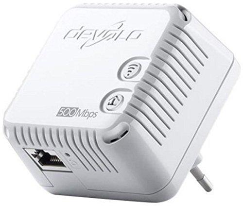 DEVOLO Premium Powerline Basic WLAN Erweiterung 500 WiFi DLAN Adapter