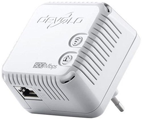 DEVOLO Premium Powerline Basic WLAN Erweiterung 500 WiFi DLAN Adapter