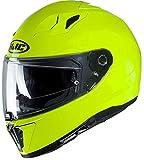 HJC Helmets i70 14903705 - Casco para bicicleta (talla XXS 52/53), color verde mate