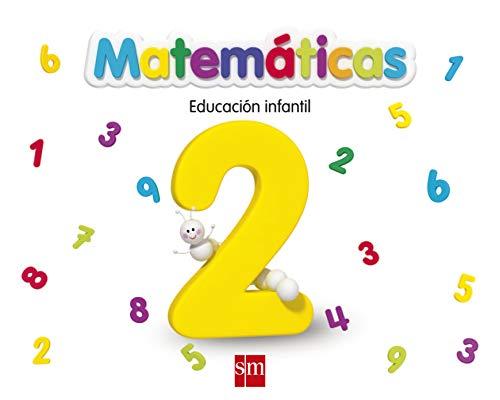 Matemáticas 2. Educación Infantil - 9788467549072