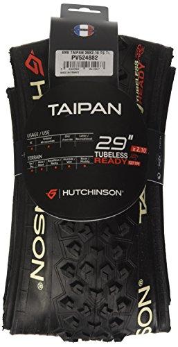 Hutchinson - Cubierta MTB Taipan Negro 29X2.10 Tubeless Ready RR