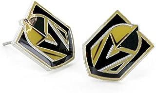 NHL Vegas Golden Knights Team Post Earrings