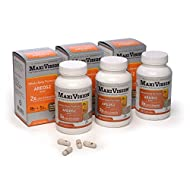 MedOp MaxiVision® Whole Body Formula - 120 Capsules, 3 Bottles