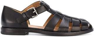 Church's Luxury Fashion Mens EX00029XMF0AAB Black Sandals |