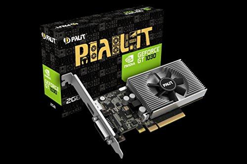 Palit NEC103000646-1082F Grafikkarte schwarz/grau