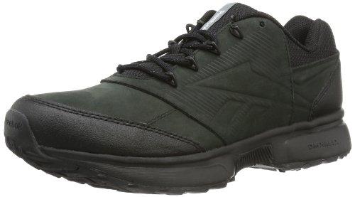 Reebok SPORTERRA CLASSIC V V46344 Herren Walkingschuhe, Mehrfarbig (BLACK/IRONSTONE/FLAT GREY), EU 41