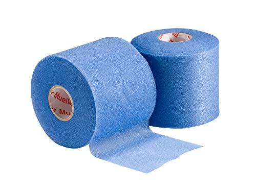 Mueller MWrap Foam Underwrap/Pre-Wrap: 2-3/4 in. x 21.4 yds. (Blauw)