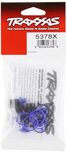 Traxxas 5378X Pivot Ball Caps und Staub Stiefel (Set von Vier)