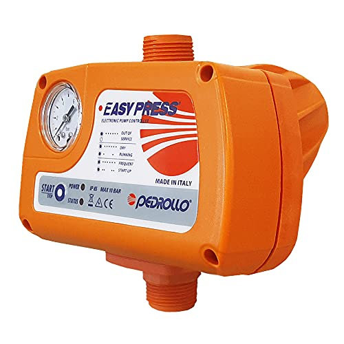 EASYPRESS-2M HP2 BAR 1,5 CON MANOMETROPEDROLLO