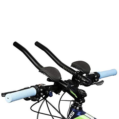 My youth Resto de Bicicletas TT Manillar de aleación de Aluminio del Resto del Manillar for el triatlón Contrarreloj Tri Ciclo de la Bici for la Bici de Larga Distancia a Caballo