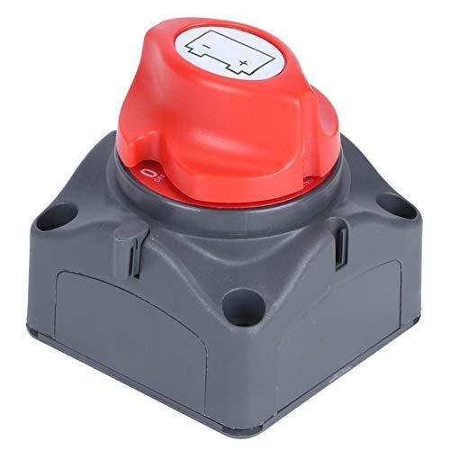 Interruptor de apagado, interruptor de 12 v de fabricación de precisión, corte de energía de 2.7x2.7x2.9in para interruptores eléctricos grandes