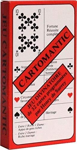 Vigno-Jeux Cartomantic