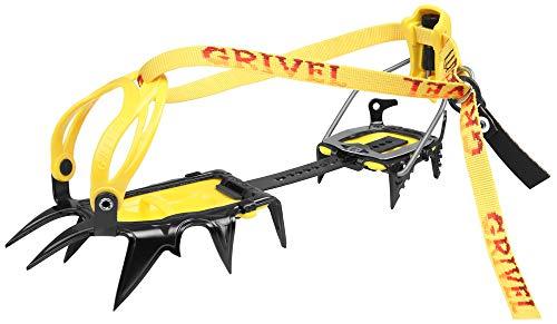 Grivel G12 crampon New-Matic yellow/grey