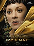 The Immigrant – Marion Cotillard – French Wall Poster