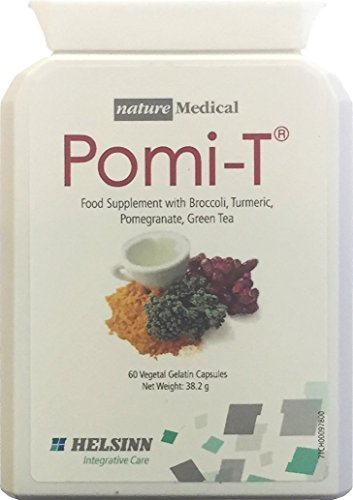 Pomi-T Polyphenol Food Supplement 60 Capsules (Pack of 3)