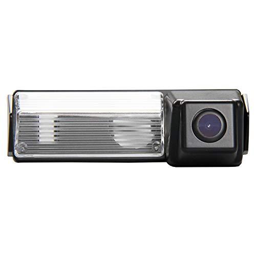 HD 720p Rückfahrkamera für Rückfahrkamera für universelle Monitore (RCA) (Farbe: Schwarz) für Mitsubishi Montero Sport/Mitsubishi Pajero/Grandis/Colt Plus/Challenger 2008–2015