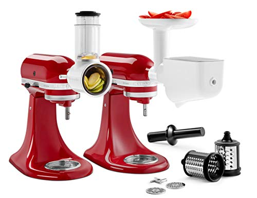KitchenAid 5KSM2FPPC Lot...