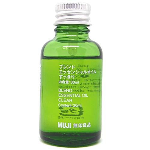 【無印良品】エッセンシャルオイル30ml(すっきり)