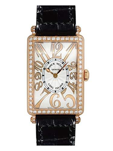 [フランクミュラー]FRANCK MULLER 腕時計 952QZ REL D 1R RELIEF ロングアイランド レリーフ ダイヤモンド 新品 [並行輸入品]