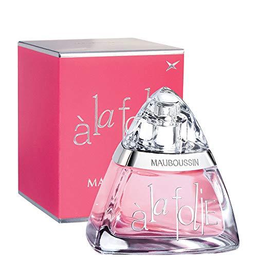 Mauboussin A La Folie Eau de Parfum für Damen, Blumenduft