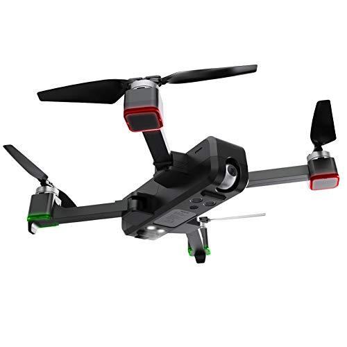 yingmu Fernbedienungsdrohne, Ultraleichte Und Tragbare Drohne, 4K 5G WiF HD Kamera Quadcopter FPV Faltbare Vierachsige Drohne Super Easy Fly for Training