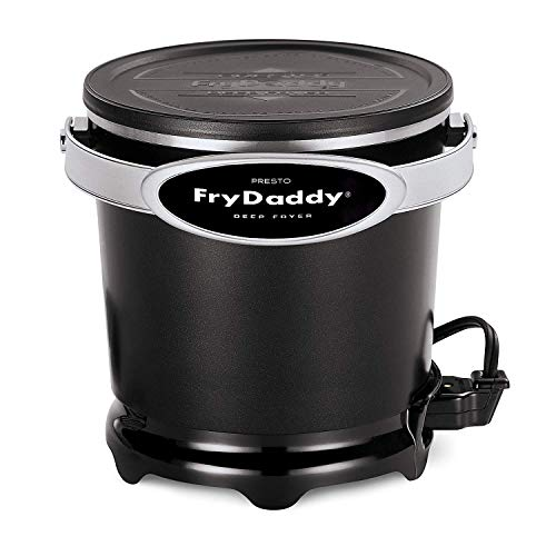 Presto 05420 FryDaddy Electric Deep Fryer (2 Pack 4 cups)