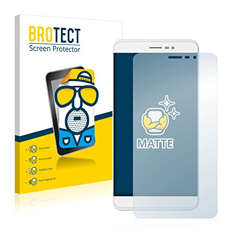 BROTECT 2X Entspiegelungs-Schutzfolie kompatibel mit Coolpad Porto S Bildschirmschutz-Folie Matt, Anti-Reflex, Anti-Fingerprint
