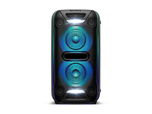 Sony GTK-XB72 High PowerParty Lautsprecher (Bluetooth, NFC, One Box Hifi Music System, Extra Bass, Lichtleiste, Lautsprecherbeleuchtung, Stroboskoplicht) schwarz - 8