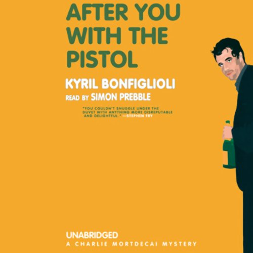 After You with the Pistol Titelbild