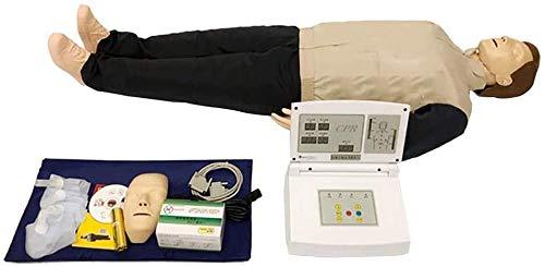 SJKZ Intubation-Studienmodell, Manikin Advanced Infant Tracheal Airway Management Trainer for Krankenschwester Labor Education Wechselrichter Conversion Kit Training 113
