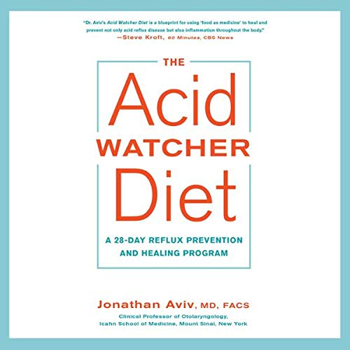 The Acid Watcher Diet cover art