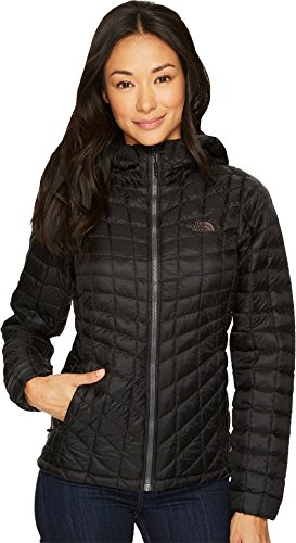 The North Face Women's Thermoball Hoodie - Black - L (Past Season)