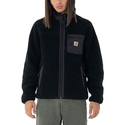 Carhartt PRENTIS Liner Black Giacca Streetwear Uomo AI18
