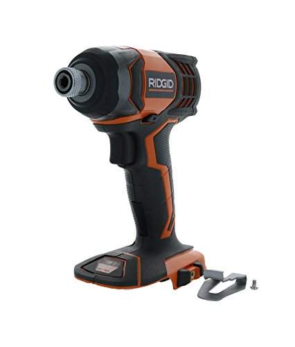 Ridgid R86034 X4 18V Lithium Ion 1750 LBS Torque 1/4 Inch Hex Shank Impact Driver (Battery Not Included, Power Tool Only)