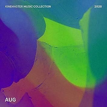 2020 AUG, KineMaster Music Collection