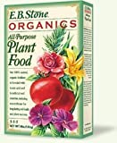 EB Stone Organic All Purpose 5-5-5 Plant Food 15lbs.