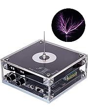 10cm Flat Bluetooth Music Tesla Coil/Hoogfrequentie en Hoogspanningsimpuls Testapparaat/Wetenschappelijk Experiment