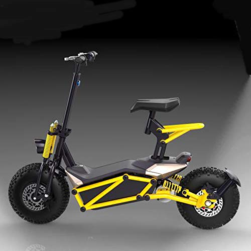Scooter Off Road 1000W (Azul)
