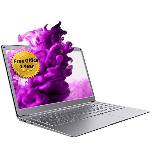 """Jumper EZbook X3 Windows 10 Laptop, 13.3""""FHD Small Laptop,Laptop Computers New,Notebook Laptop N3350 CPU 4GB,64GB eMMC Support 128GB TF Card Expansion"""