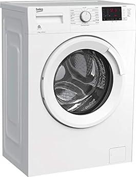 Foto di Beko WUX61032W lavatrice Libera installazione Caricamento frontale Bianco 6 kg 1000 Giri/min A+++